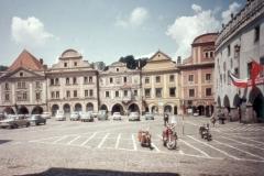 Main square_1970_view of Klement Gottwald Square (today nT†m+ėstT° Svornosti) - 2