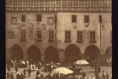 Main square, market day, 1919_51